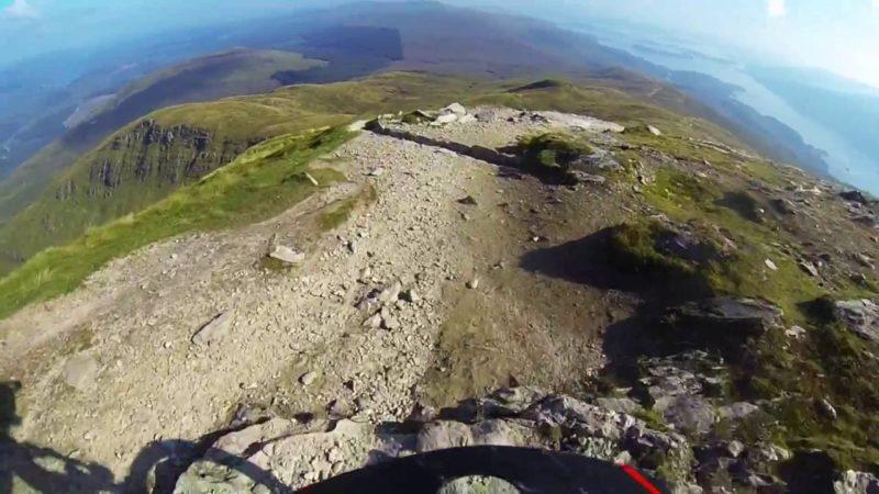 Ben Lomond Mountain Biking – Scotland