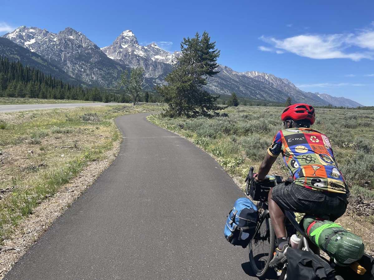 Bikerumor Pic Of The Day: Grand Teton National Park, Wyoming