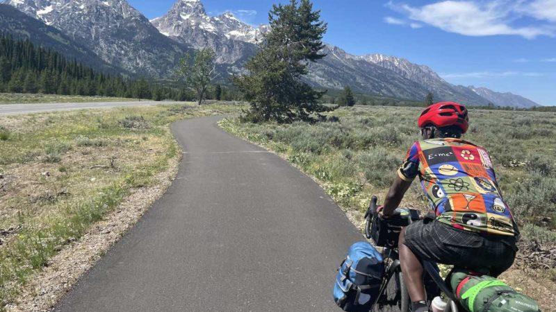 Bikerumor Pic Of The Day: Parc national de Grand Teton, Wyoming