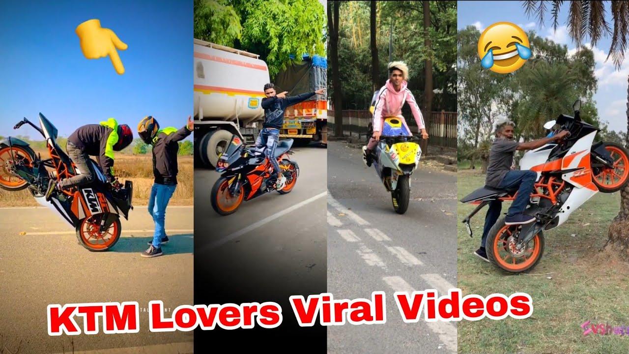 KTM Bike Lover new viral Video  ktm rc 200 lovers  duke 200 modified