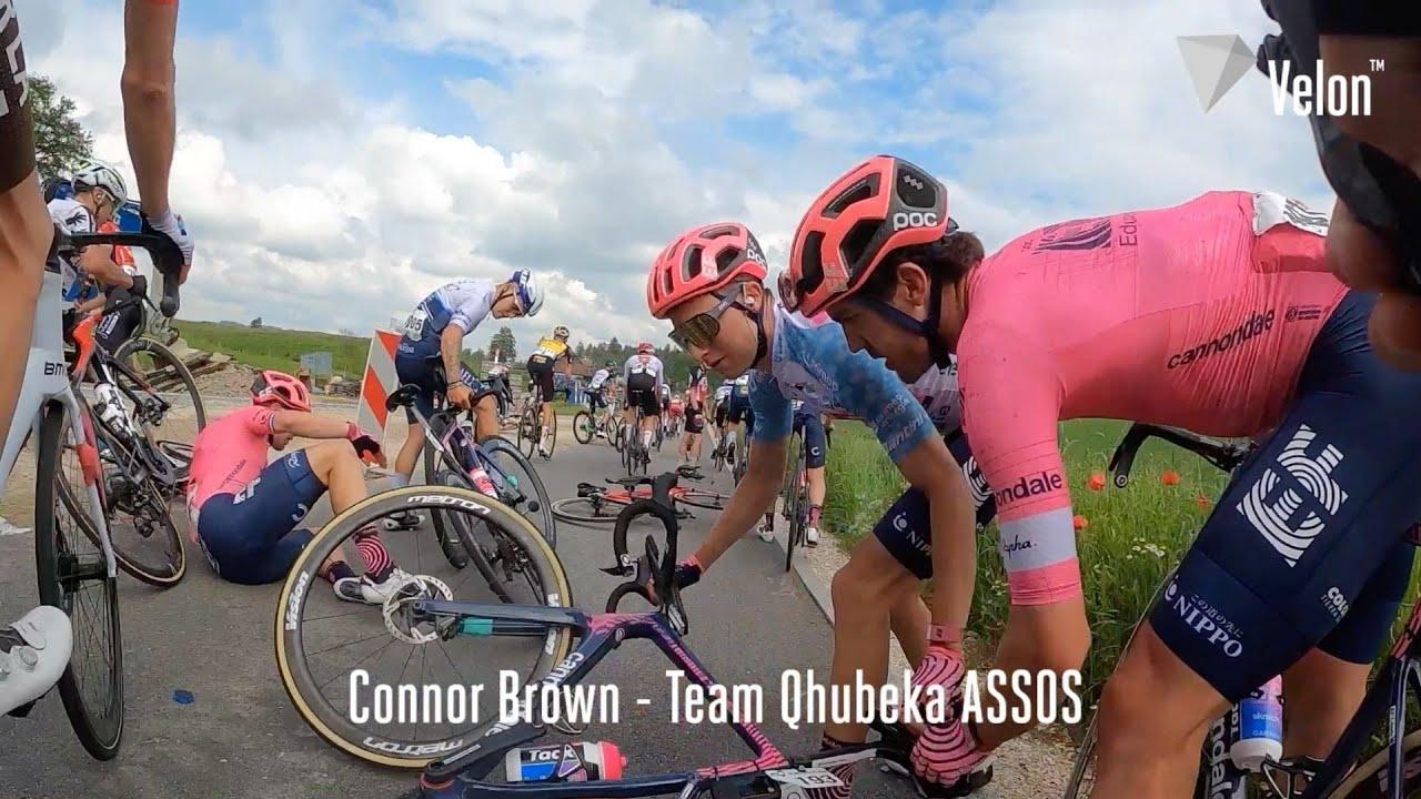 Tour de Suisse 2021: Stage 3 On-bike highlights
