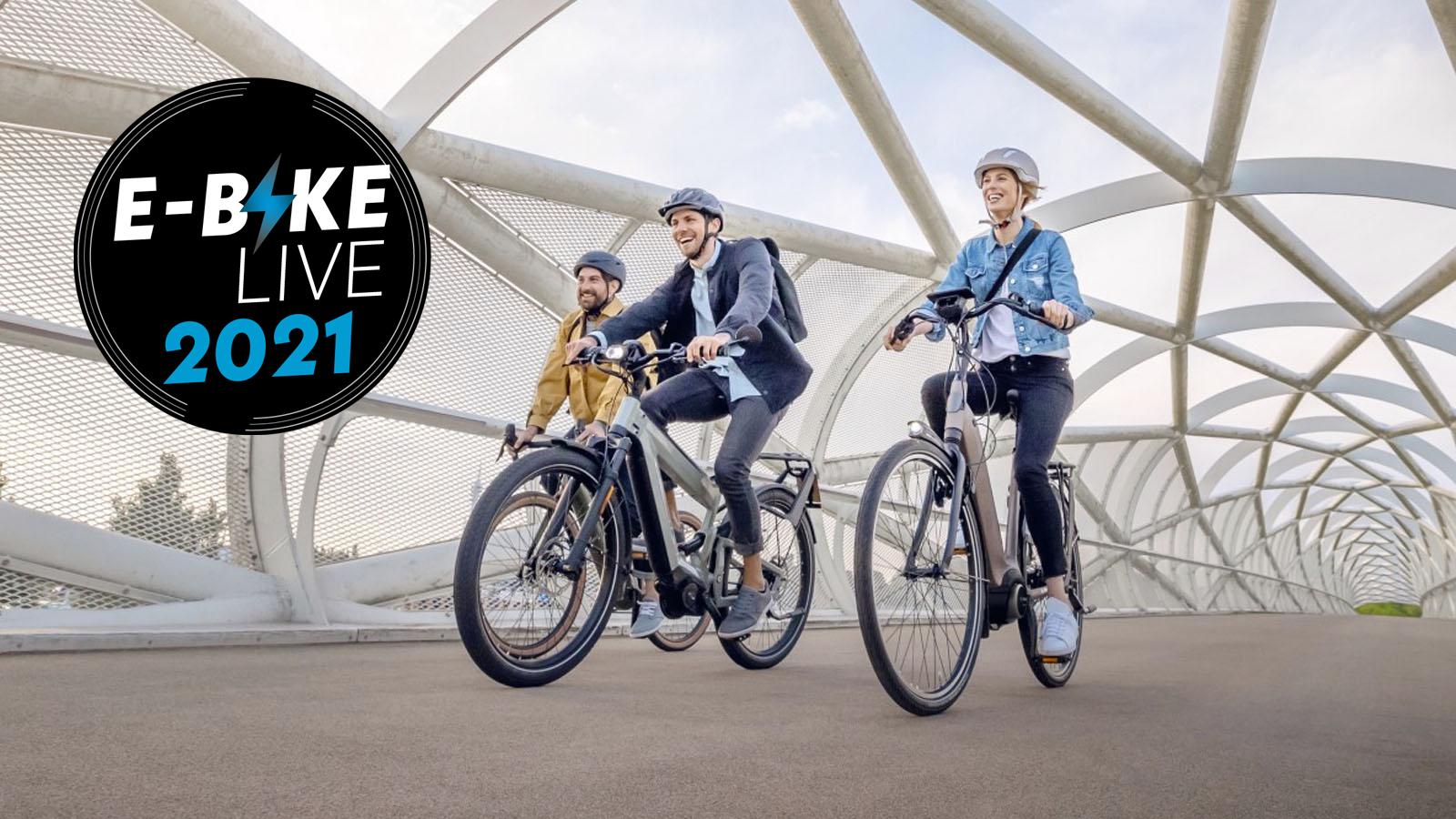 E-Bike Live: Ein fünftägiger tiefer Einblick in E-Bikes