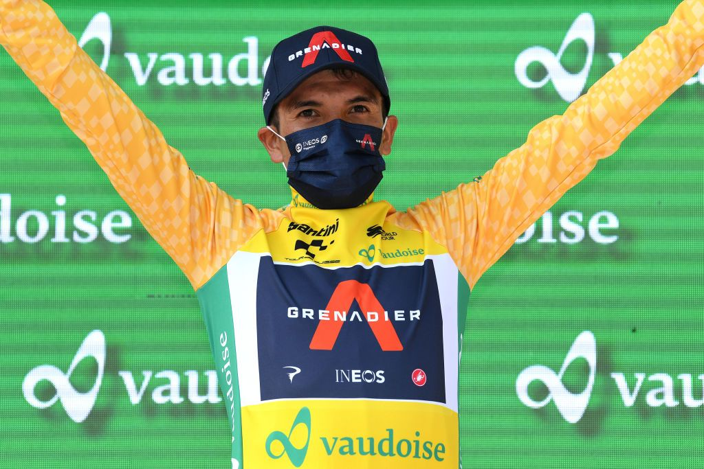 Richard Carapaz wins Tour de Suisse