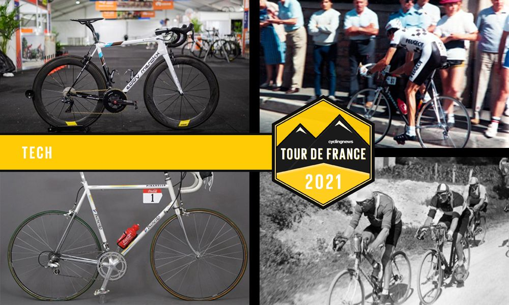 Tour de France winning bikes: Which brand has won the most Tours in history?