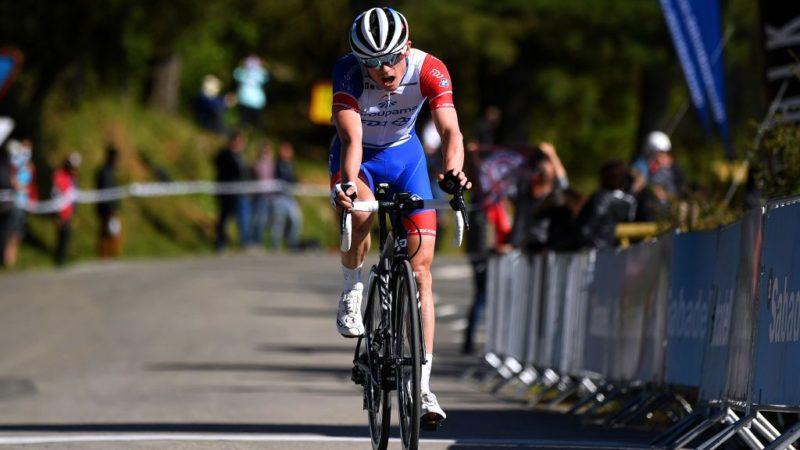 Gaudu og Démare fører Groupama-FDJ ved Tour de France