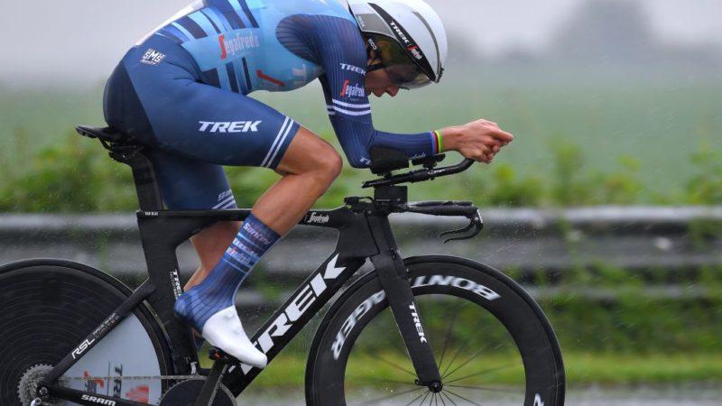 Lotto Belgium Tour: Ellen van Dijk wins prologue in Chimay