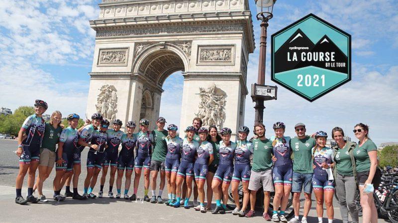 One day ahead: Donnons des Elles au Velo J-1 and the Tour de France