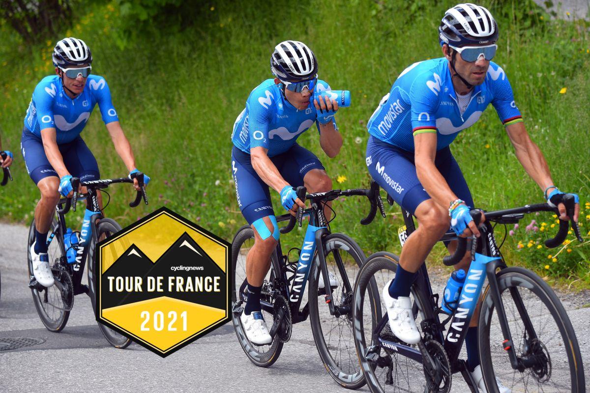 Tour de France: Can Movistar's new-look trident avoid past shambles?