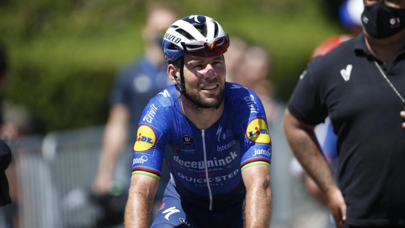 Mark Cavendish va au Tour de France