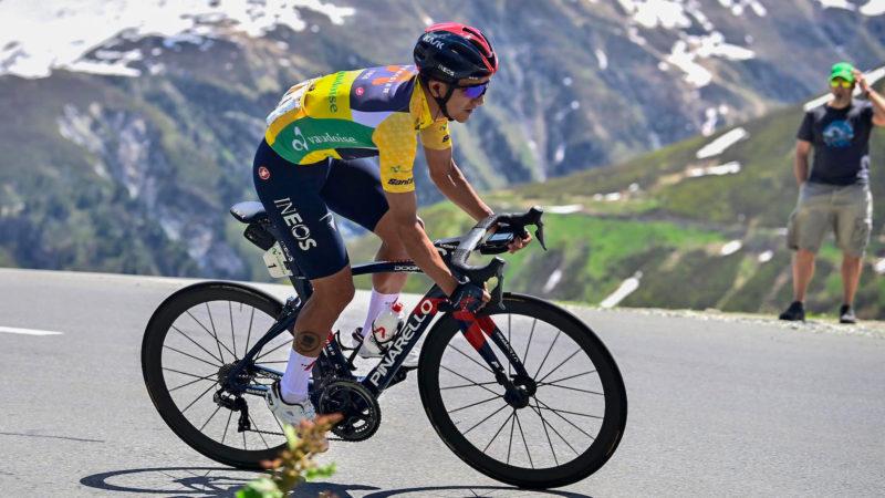 Carapaz vince il Tour de Suisse