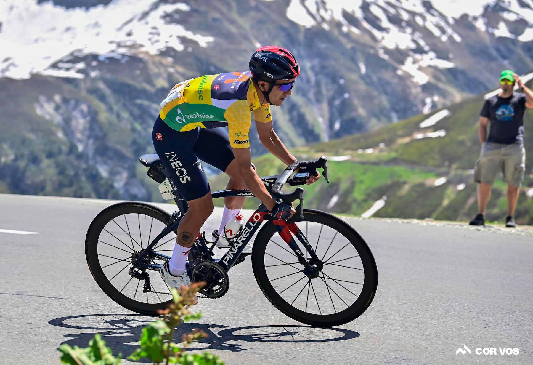 Carapaz remporte le Tour de Suisse