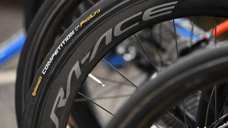 Tires Ridden at the Tour de France 2021