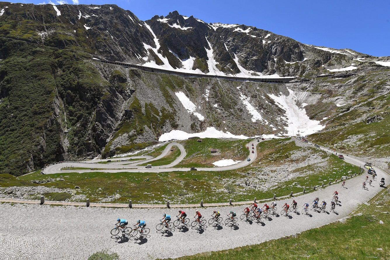 Qué ver: ciclismo de ruta profesional para la semana del 7 de junio