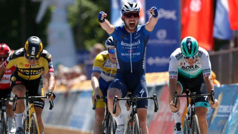 Baloise Belgium Tour: Mark Cavendish gewinnt den Endspurt, während Remco Evenepoel sich den Gesamttitel sichert