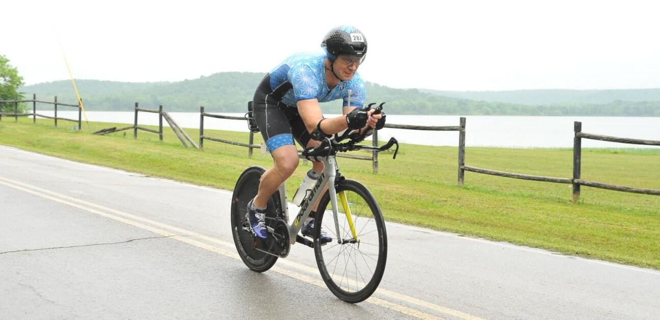 Kwalificatie voor de Ironman Wereldkampioenschappen met Ray Brenkus