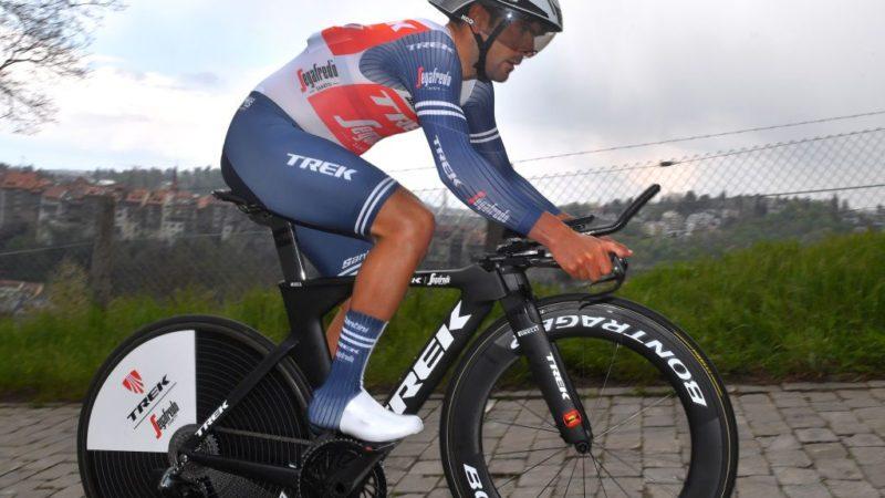 Jacopo Mosca hospitalisé après une chute lors d'un contre-la-montre aux championnats d'Italie sur route