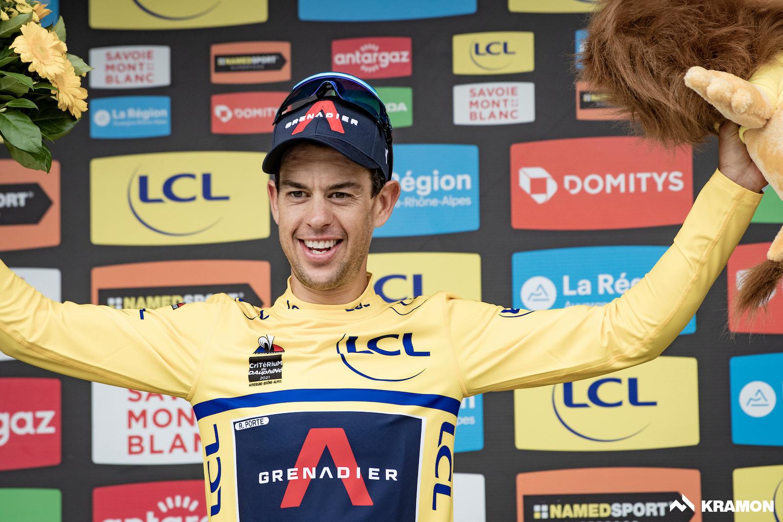 Fragen und Antworten: Richie Porte zu seinem Dauphiné-Sieg und seinen Aussichten auf die Tour de France