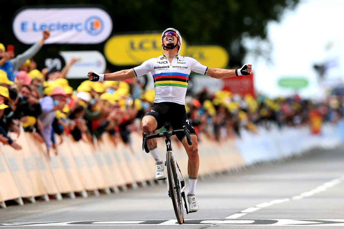 Tour de France 2021: Stage 1 video highlights