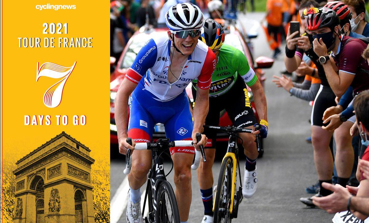 Ud af Pinots skygge og ind i blændingen: David Gaudu tager sigte på Tour de France