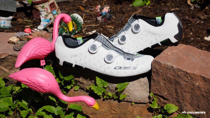 Q36.5 Unique road shoe review: Q for Quirky