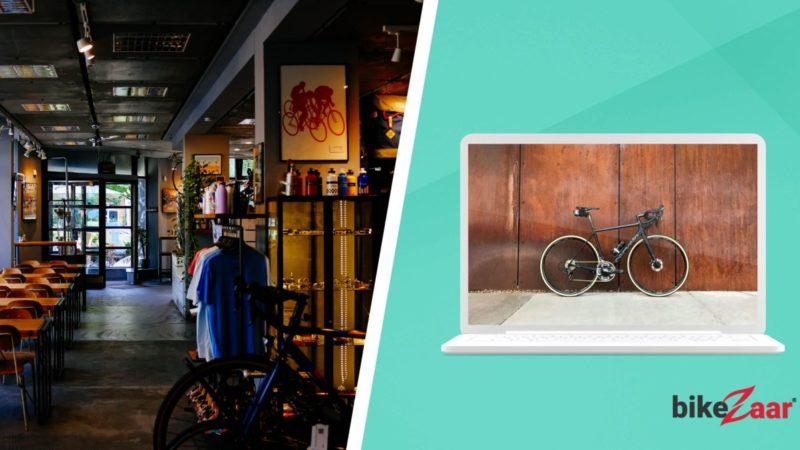 Tutti i tuoi acquisti in bicicletta in un unico posto, con bikeZaar