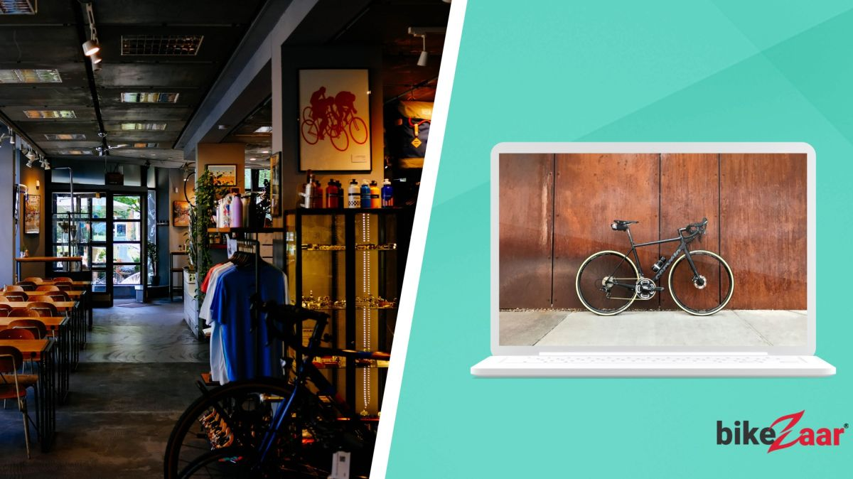 All your cycling shopping in once place, with bikeZaar