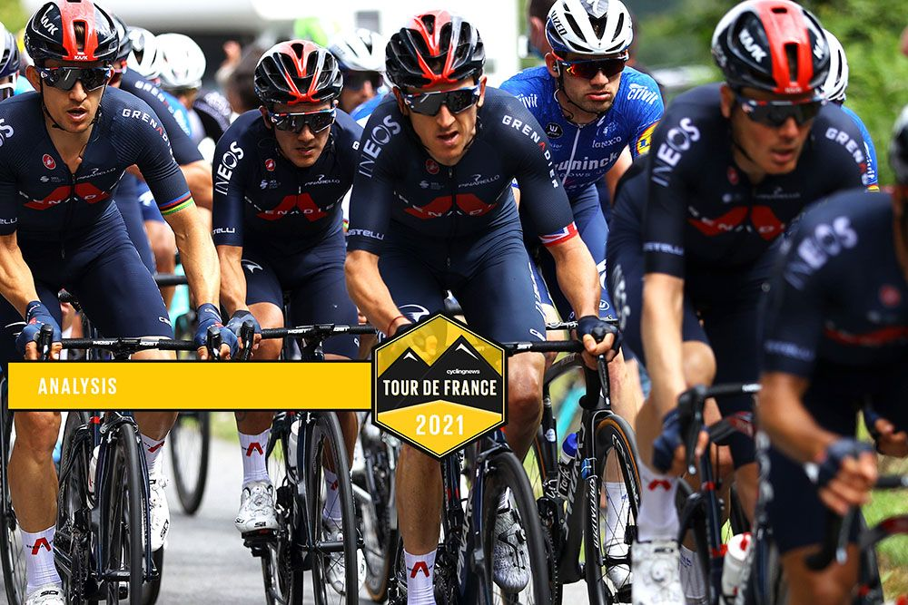 Philippa York: Ineos Grenadiers are running out of options at the Tour de France