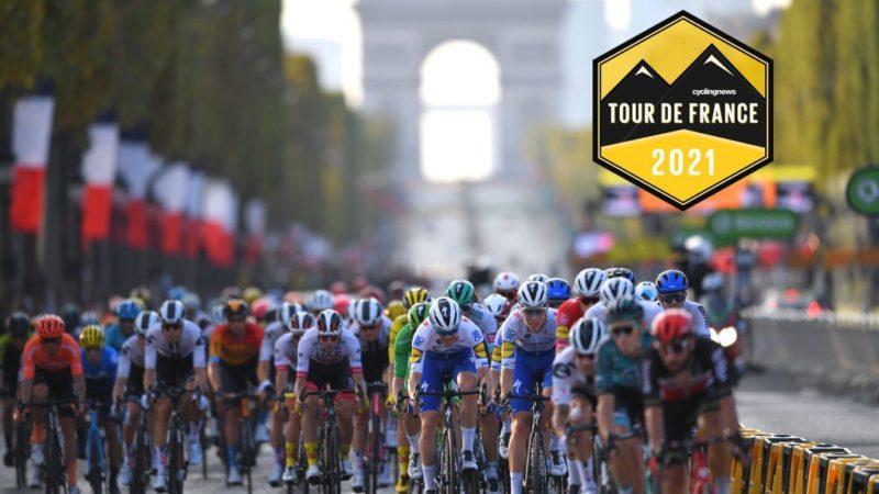 2021 Tour de France: Cyclingnews' countdown collection