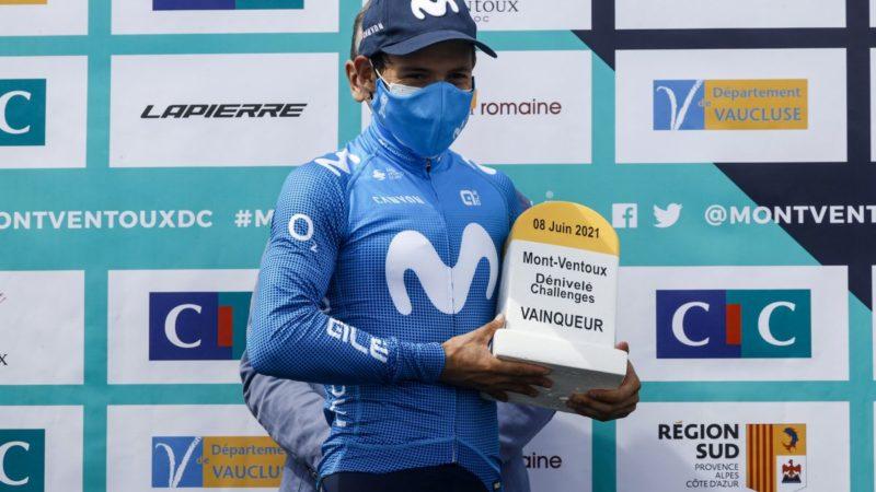 Lopez, Mas, Valverde headline Movistar at Tour de France