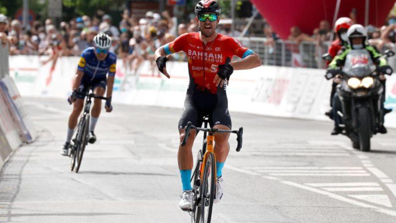 Colbrelli sprint naar Italiaanse titel op de weg bij mannen