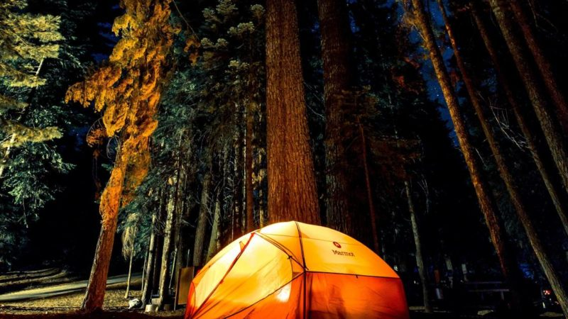 No More Guessing: This Website Gives Video Tours of Campgrounds and Campsites