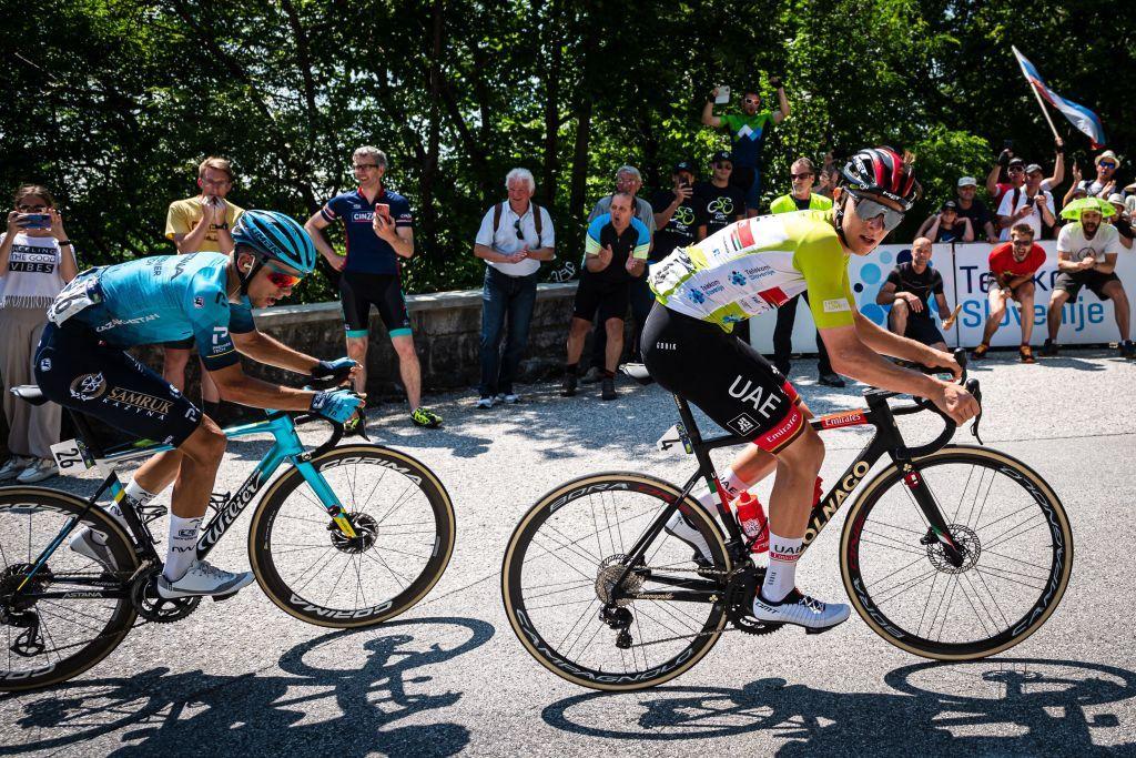 Tadej Pogacar remporte le Tour de Slovénie