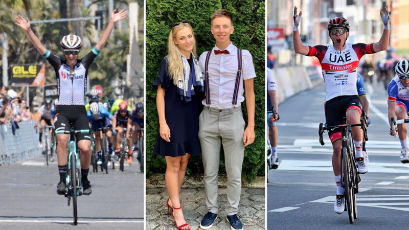Pogačar and Žigart: The power couple of Slovenian cycling