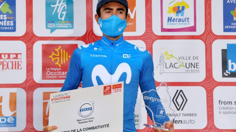 Antonio Pedrero vince la Route d'Occitanie