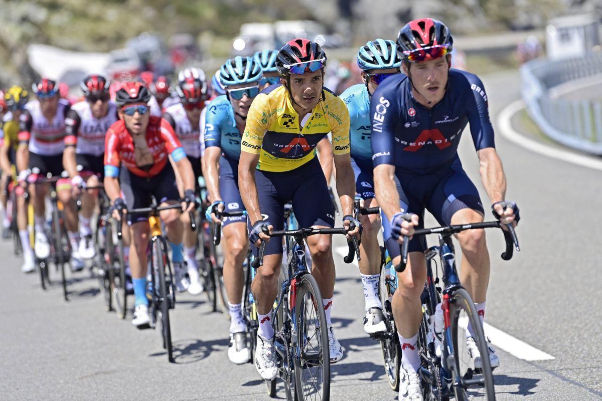 Tour de Suisse étape 8 – Retransmission en direct