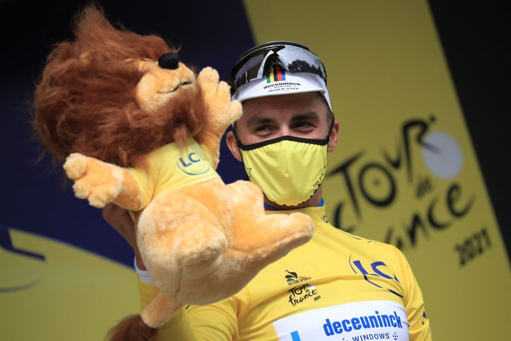 Tour de France: General Classification at the 2021 race after stage 1