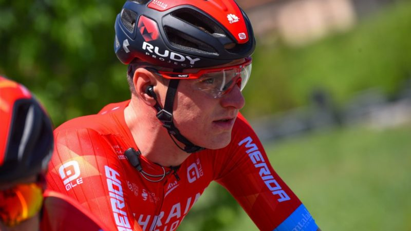 Mohoric goes solo for second Slovenian road race title