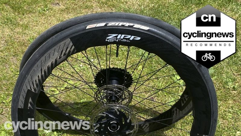 Zipp 454 NSW review: Hookless 'sawtooth' wheels with big performance and a big price tag