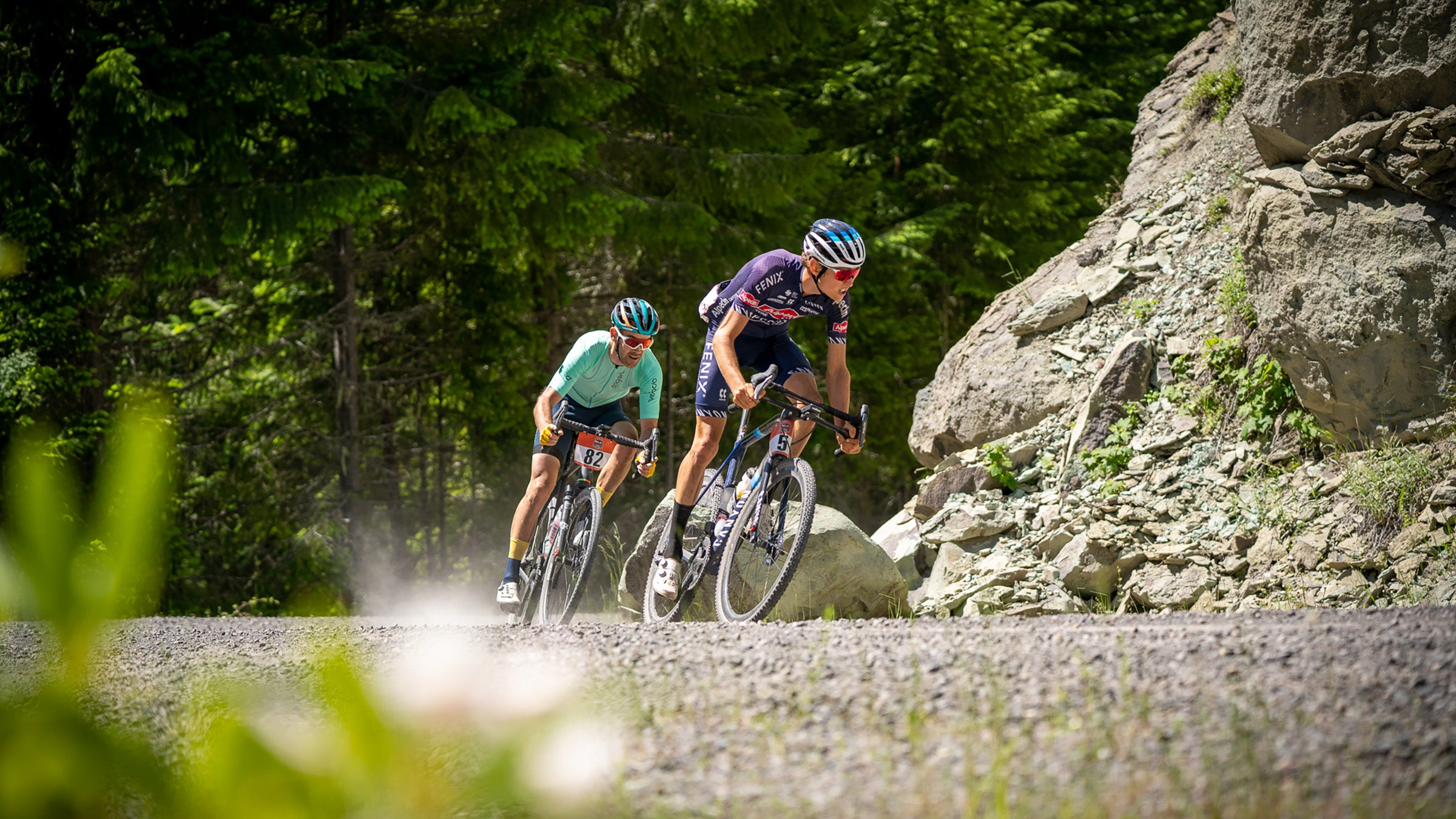 Oregon Trail: Anderson and Kabush drop Stetina on tricky descent; Sturm takes jersey