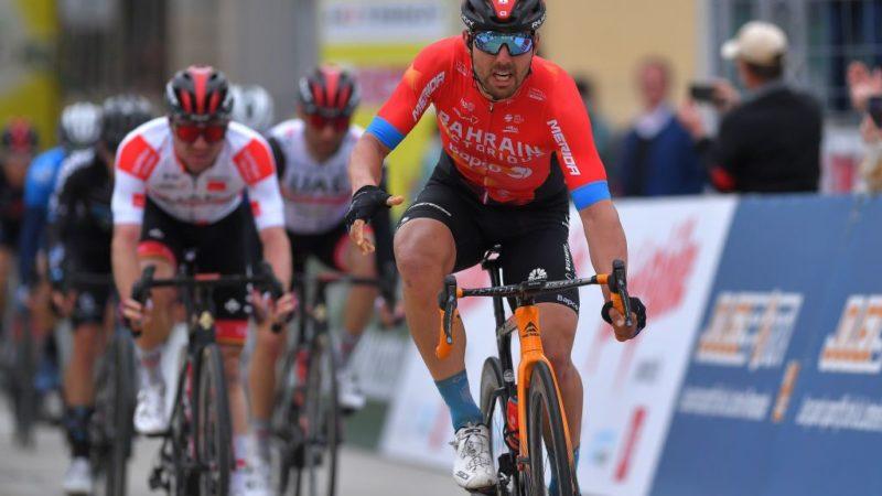 Colbrelli sprints to Italian men's road title