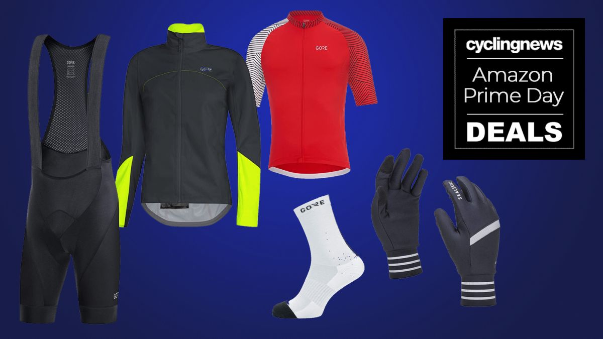 Cheap cycling clothing: Save on Gore & Sealskinz in the Amazon Prime Day sales