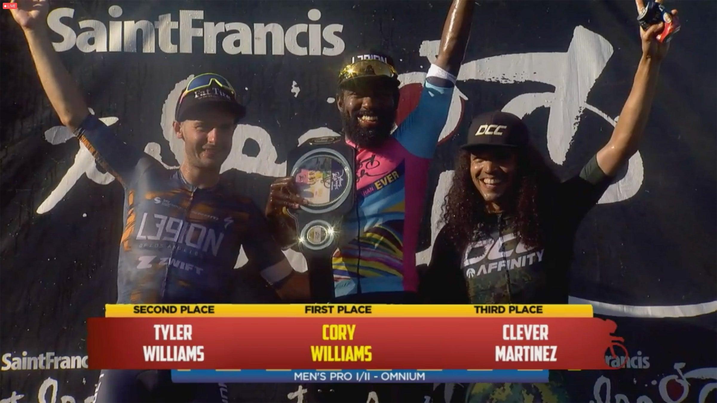 L39ion s'avère imparable avec la troisième victoire consécutive de Tulsa chez les femmes et les hommes