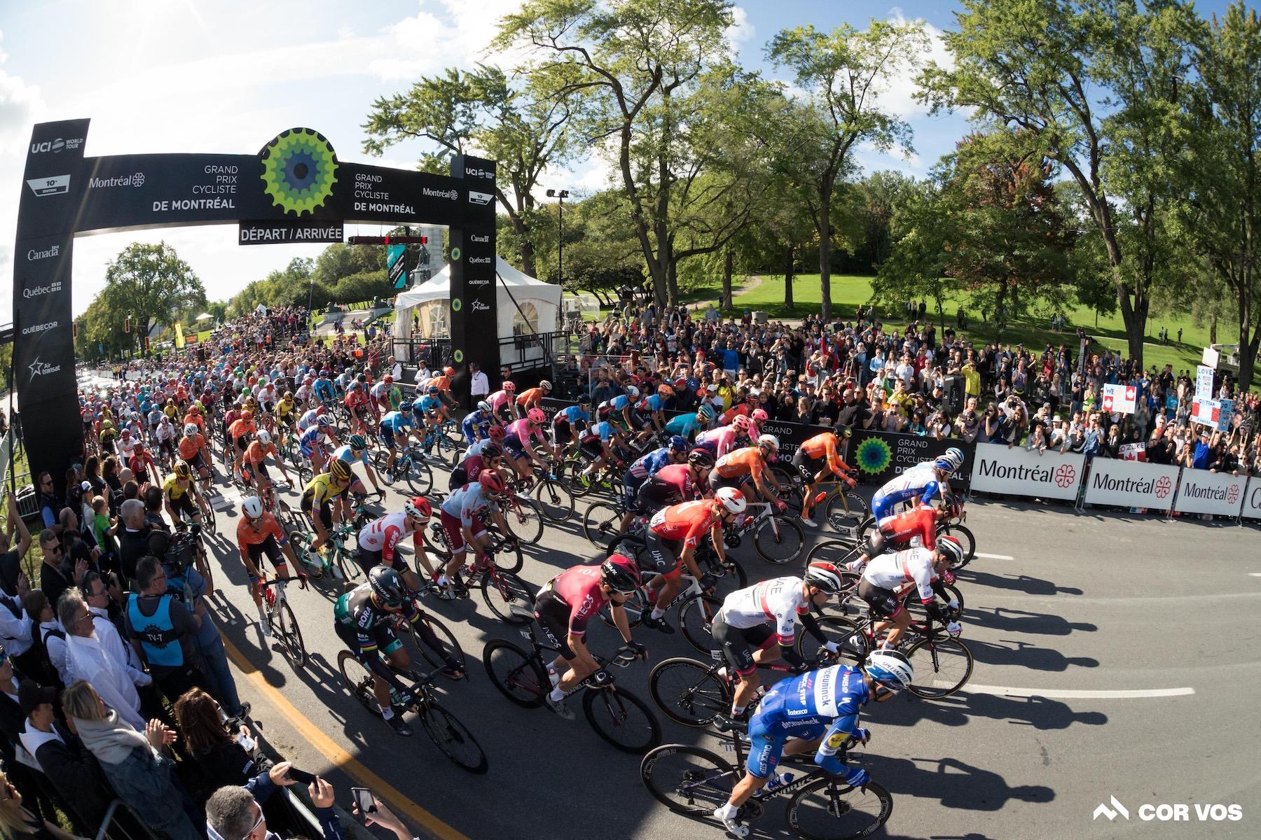 2021 wird es keine WorldTour-Rennen in Nordamerika geben