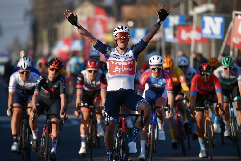Tour de France: Mads Pedersen plays down doubts over his form