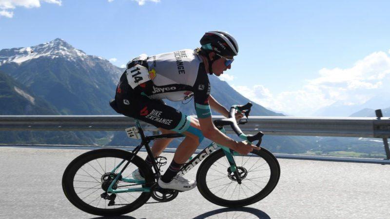 Lucas Hamilton: I'm heading to the Tour de France with an open mindset