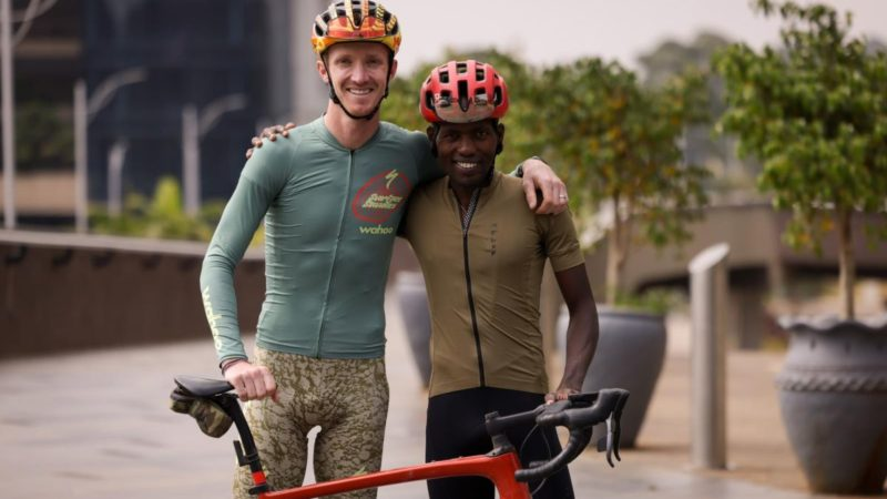 Ian Boswell: Migration Gravel Race is about opening doors to African riders