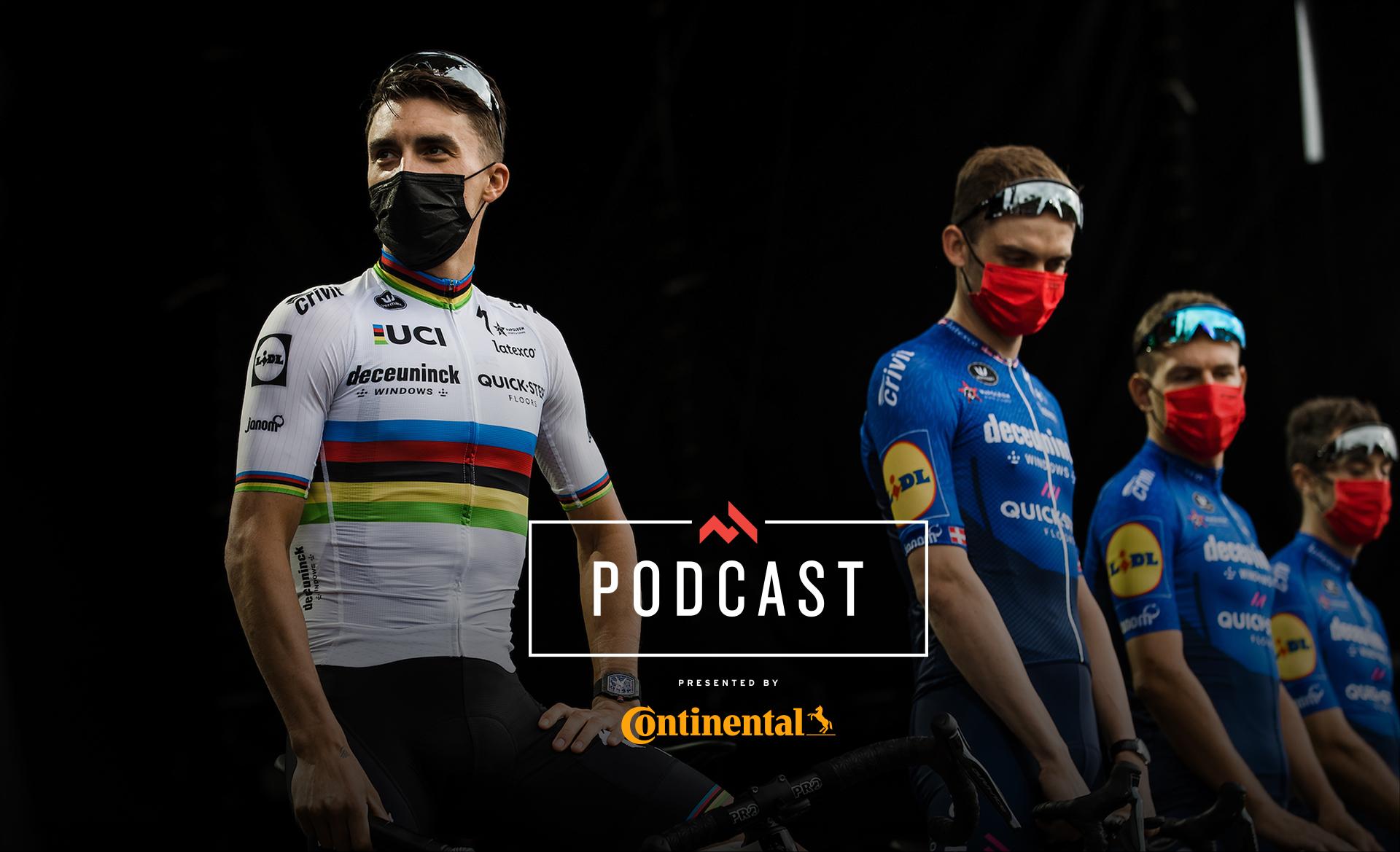 CyclingTips Tour Podcast giornaliero: carneficina sul palco 1