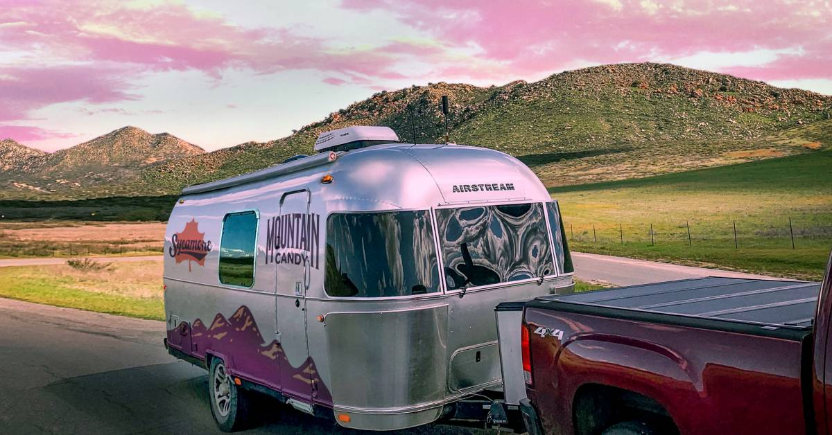 Drink Beer, Win Airstream: Sycamore Brewing Opens 'Candy Camper' Contest