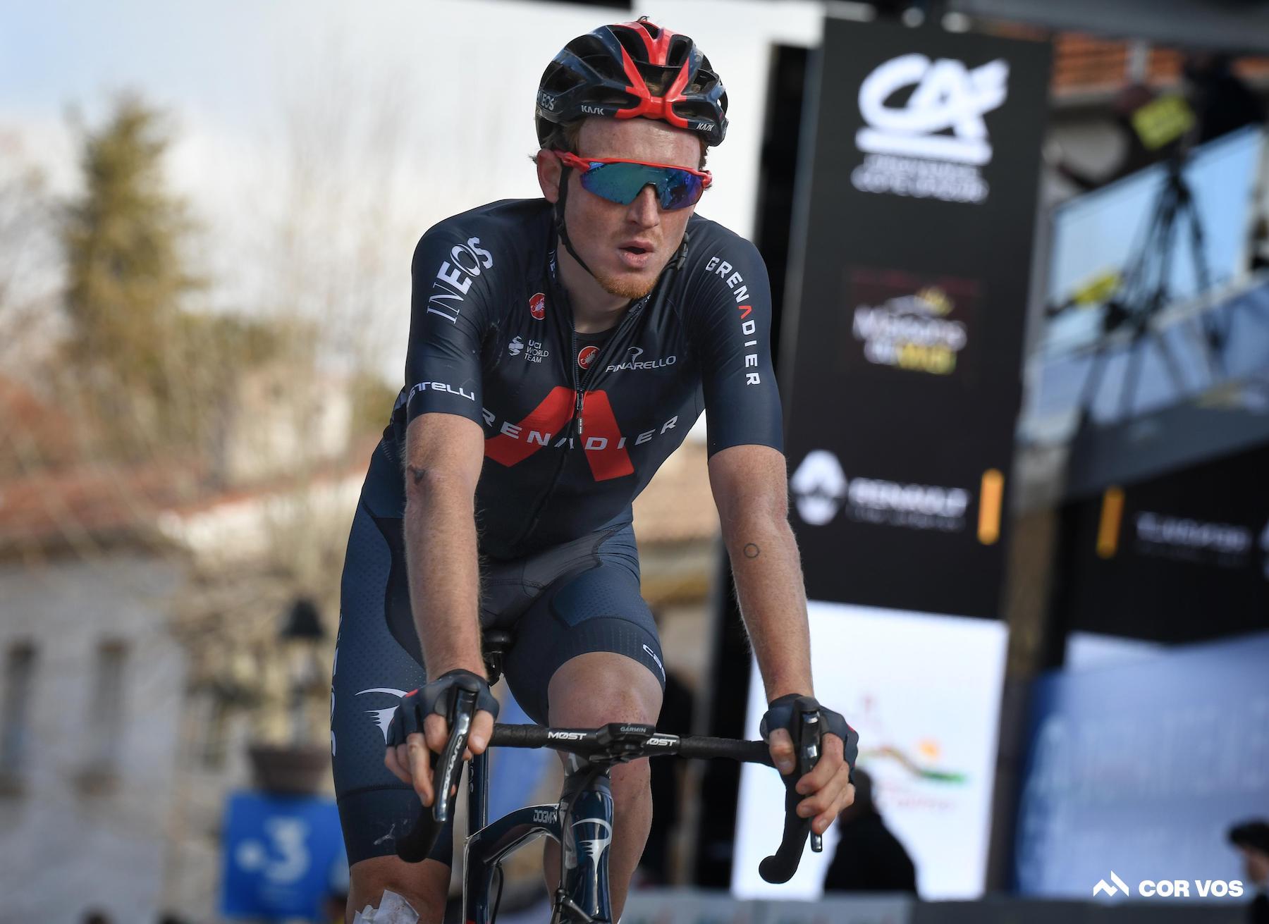 Efter en Tour-etape er der kun to Ineos-ryttere tilbage inden for to minutter efter gul