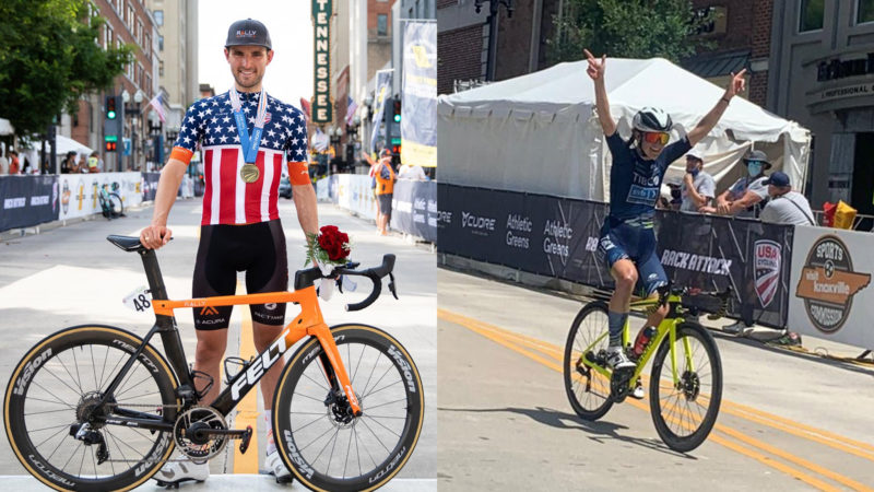 Lauren Stephens e Joey Rosskopf sono i nuovi campioni su strada degli Stati Uniti